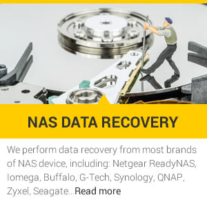 NAS Data Recovery